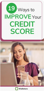Ways to improve your credit score