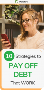 How to pay off debt - strategies that work