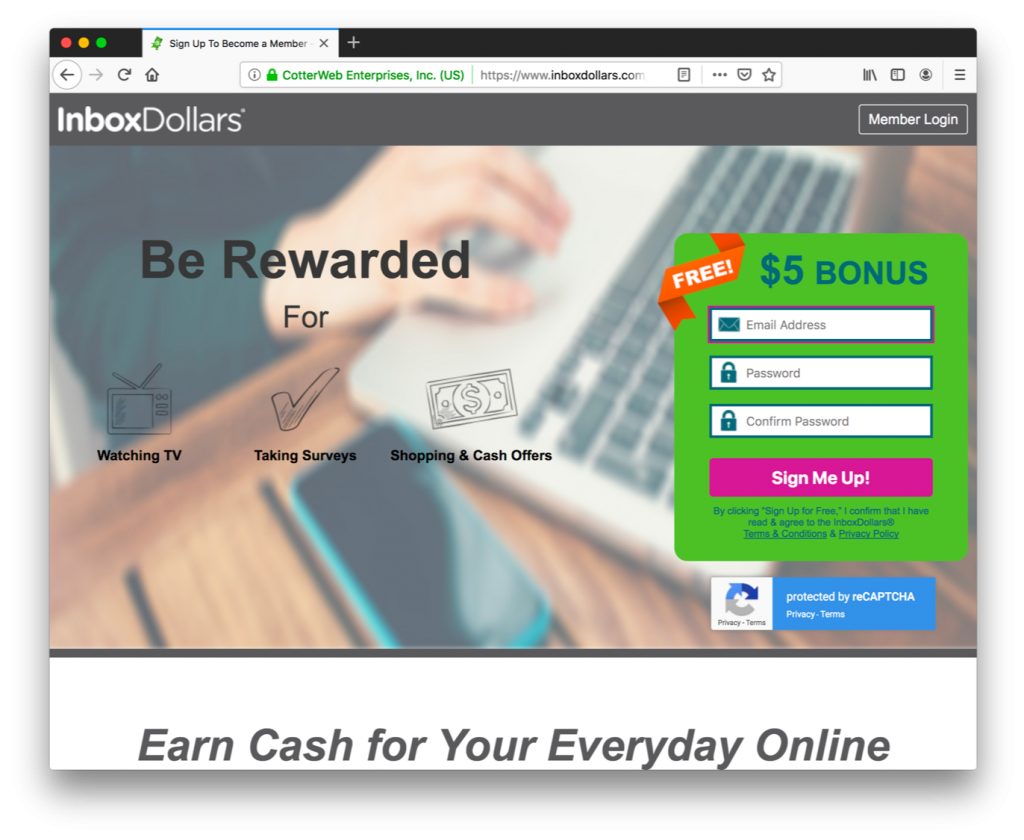 Here's how InboxDollars compares with other online survey sites