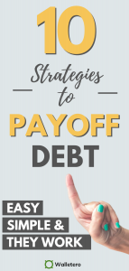 10 ways to pay off debt that work