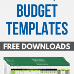Free budget templates to download