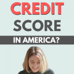 What is a good credit score in America?