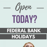 Are banks open today