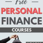 Free Personal Finance Courses to Handle Your Finances